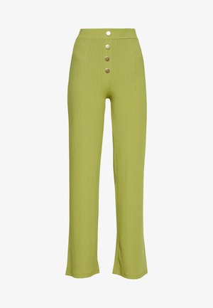 JAX - Trousers - olive