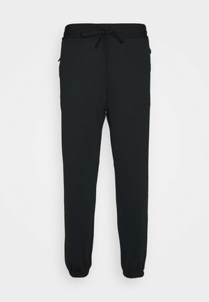 SHOWTIME PANT - Tracksuit bottoms - black/black