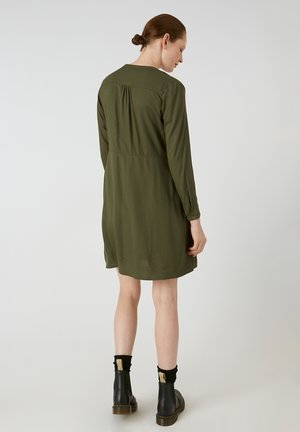 INAARI - Day dress - moss green