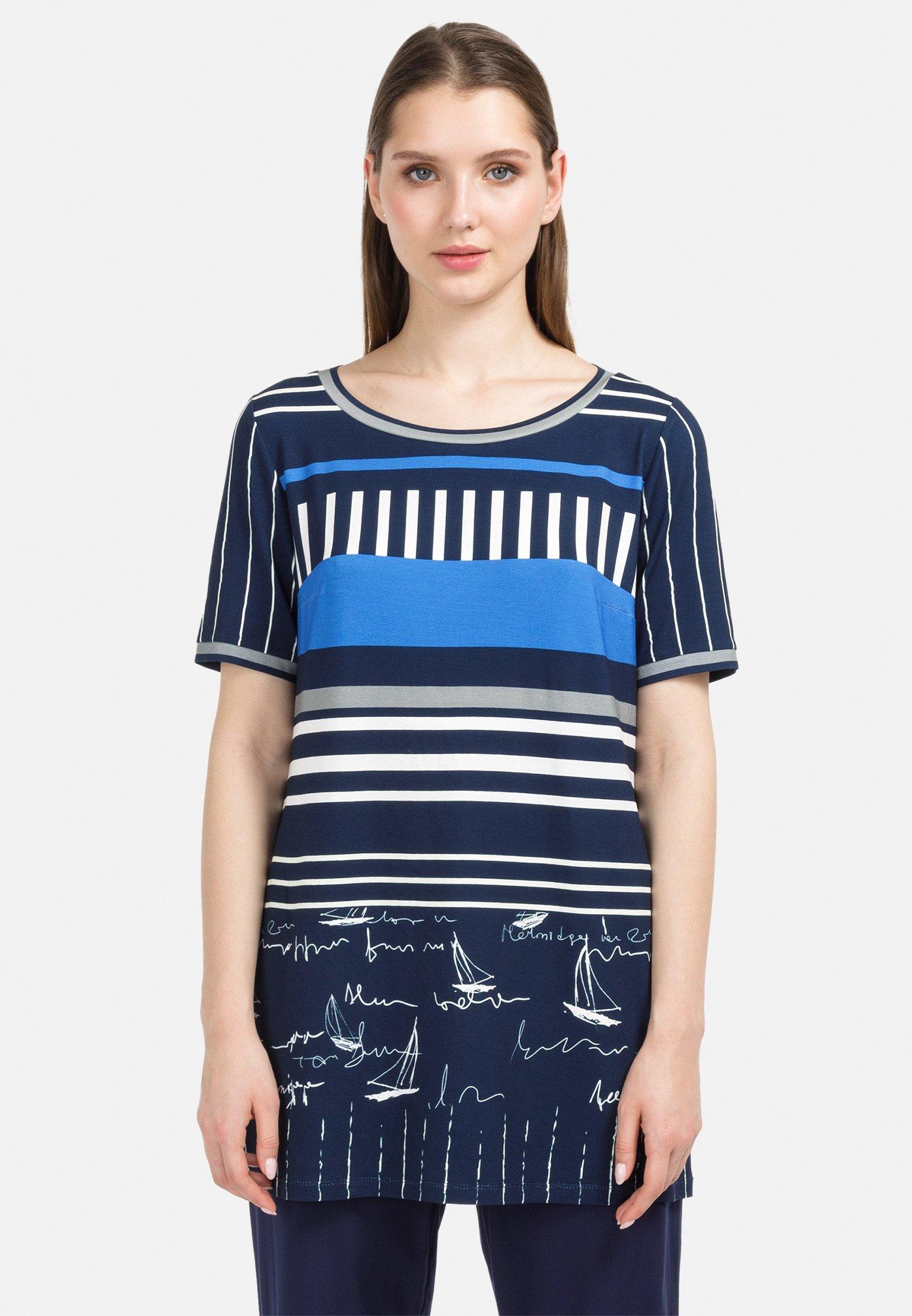 Femme LONGBLUSE BLUSE - T-shirt imprimé
