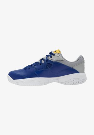 Clay court tennis shoes - marine