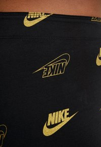 Nike Sportswear - SHINE PLUS - Leggings - Hosen - black - 5