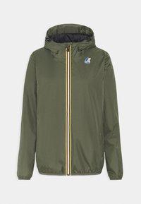 K-Way - UNISEX LE VRAI CLAUDE WARM - Waterproof jacket - black torba - 4