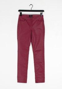 Burton - Slim fit jeans - red - 0