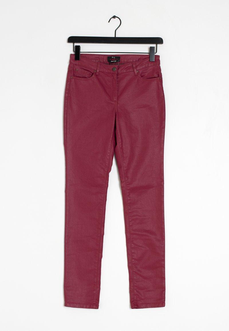 Burton - Slim fit jeans - red