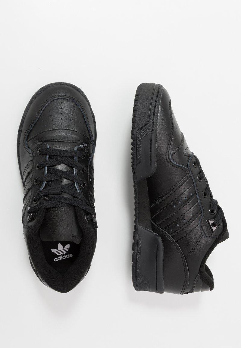 adidas Originals - RIVALRY - Sneakers - core black/footwear white