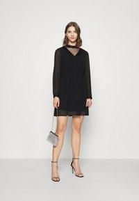 Vero Moda - VMBELLA DRESS - Cocktail dress / Party dress - black - 1