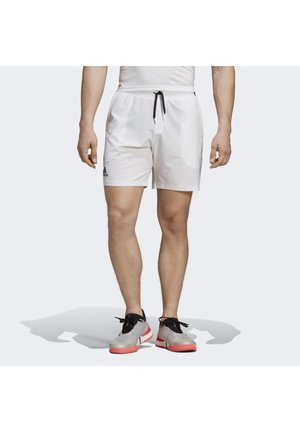 CLUB SHORTS 7-INCH - Träningsshorts - white