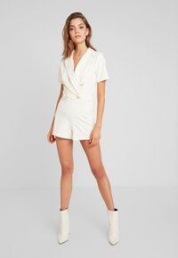 Even&Odd - Jumpsuit - offwhite - 0