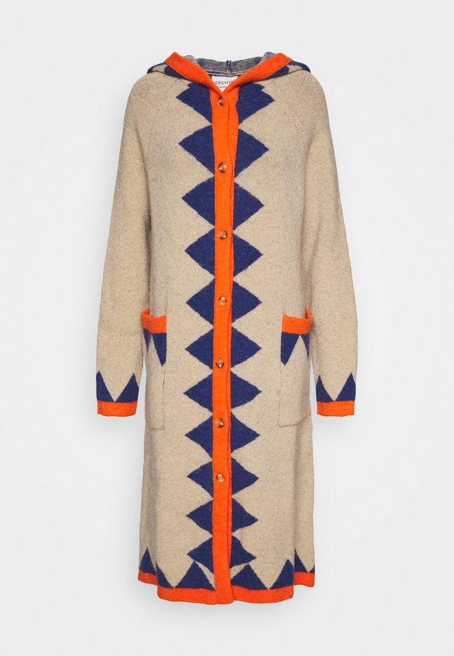 LAURIE - Cardigan - camel