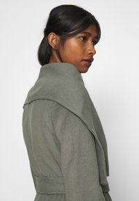 Forever New - WILLOW WRAP COATS - Classic coat - green - 3