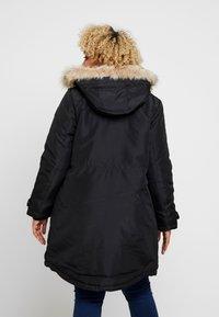 Vero Moda Curve - VMTROK EXPEDITION  - Winter coat - black - 2