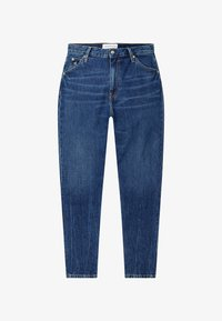 Calvin Klein Jeans - Relaxed fit jeans - dark blue utility - 4