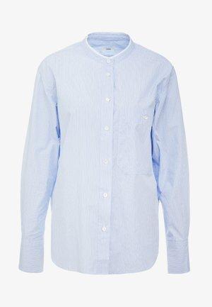 ROWAN - Button-down blouse - blue