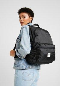 adidas Originals - PACKABLE  - Plecak - black - 6