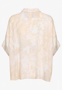 someday. - ZAHAI - Button-down blouse - mellow cream - 1