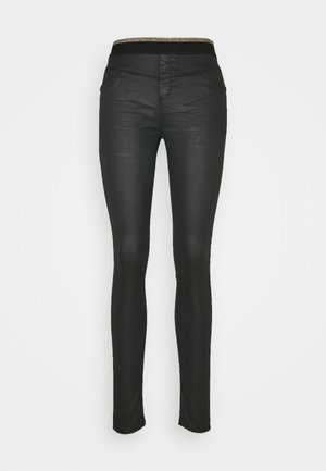 SABLE - Skinny džíny - black