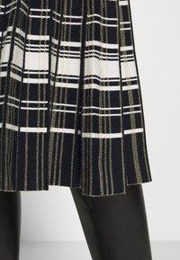 Derhy - PHEDRE JUPE - A-line skirt - black - 4