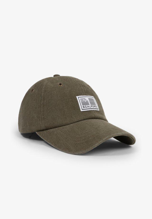 COMFORT  - Cap - dark khaki