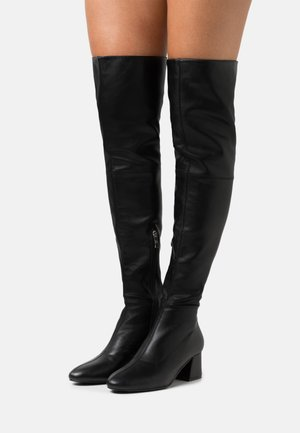 ANNMARIE - Over-the-knee boots - black