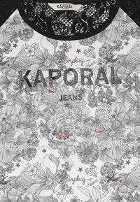 Kaporal - LATE - T-shirts print - white - 3