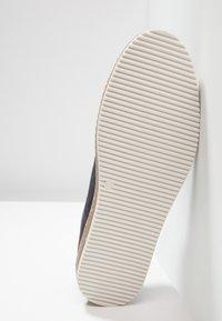 Pier One - Volnočasové šněrovací boty - dark blue - 4