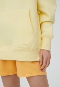 PULL&BEAR - Huppari - mottled light yellow - 4