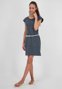 alife & kickin - Jersey dress - marine - 1