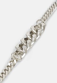 Uncommon Souls - MIXED LINK NECKLACE UNISEX - Necklace - silver-coloured - 2