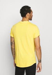 G-Star - LASH  - Basic T-shirt - yellow - 2