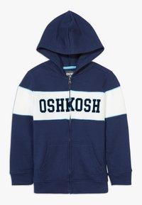 OshKosh - LAYERING - Sweatjacke - blue - 0