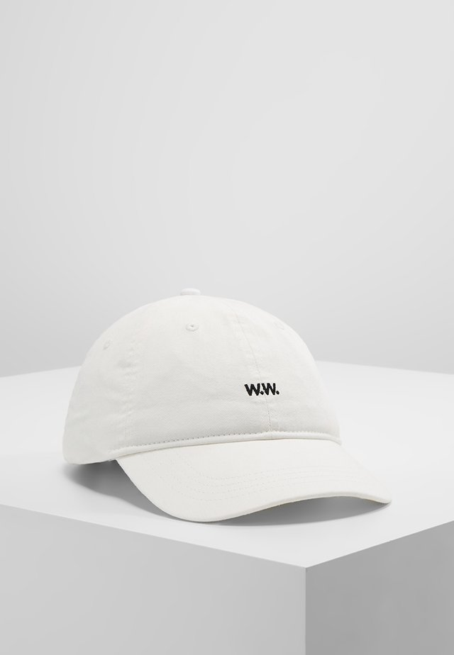 LOW PROFILE - Czapka z daszkiem - off white