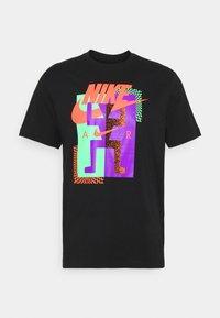 TEE AIR - T-shirt print - black