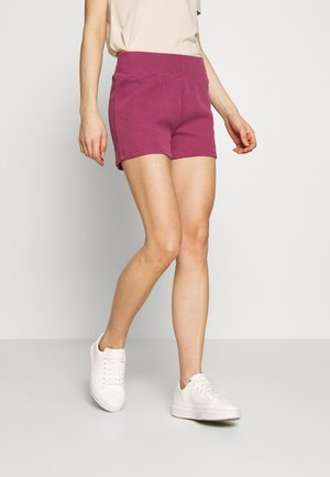Shorts - mulberry rose