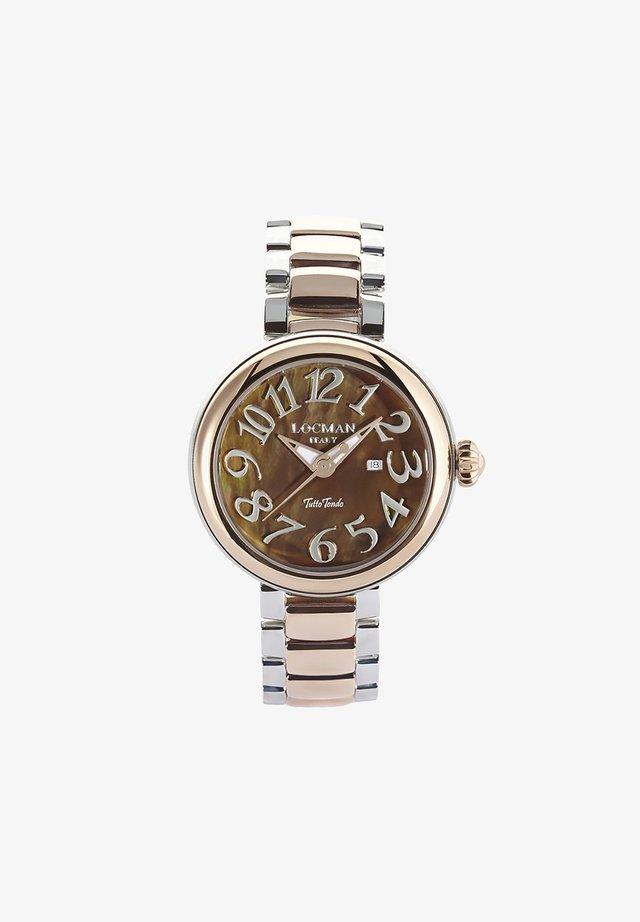 Horloge - gold