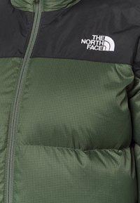 The North Face - DIABLO JACKET - Doudoune - thyme/black - 2