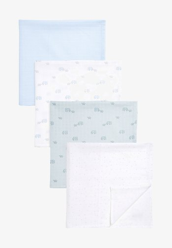 UNISEX - Baby blanket - white