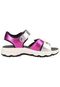 Primigi - Walking sandals - magenta argento - 6