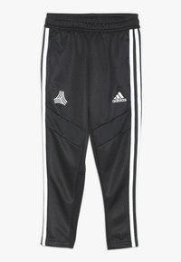 adidas Performance - TAN PANT  - Tracksuit bottoms - black/white - 0