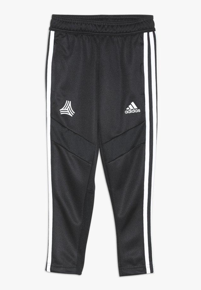TAN PANT  - Pantalones deportivos - black/white
