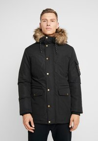 Produkt - HERRY JACKET - Winter coat - black - 4