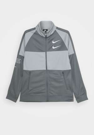 Training jacket - smoke grey/light smoke grey/white