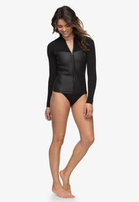 Roxy - Rash vest - black - 1