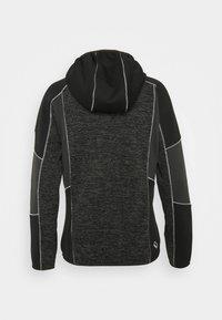 Regatta - WALBURY II - Fleece jacket - black/ash - 1