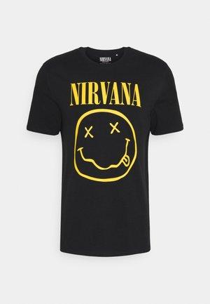 ONS NIRVANA - T-Shirt print - black