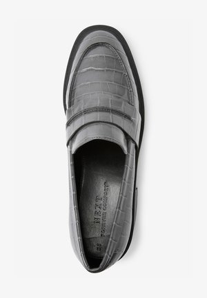 CHUNKY  - Boat shoes - grey