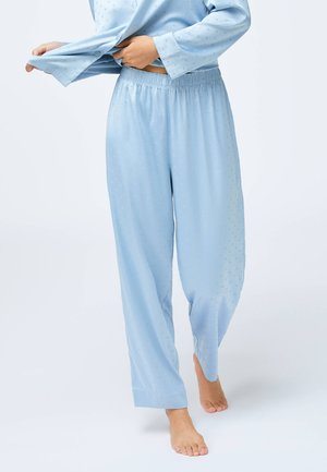 HEART - Pyjama bottoms - light blue