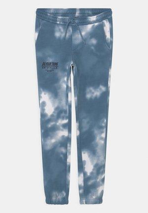 JJIBILL BLURRY JR - Träningsbyxor - blue heaven