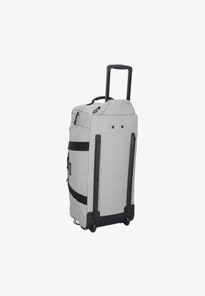 LEATHERFACE 2-ROLLEN REISETASCHE 68.5 CM - Wheeled suitcase - concrete grey