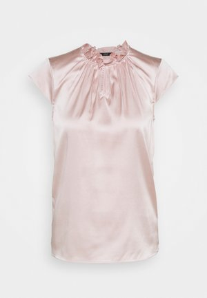 SYLVIE LUXURY RUFFLE - Blouse - soft rose